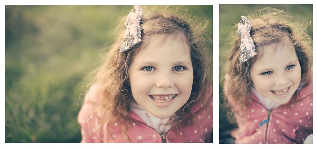 portraits for little girls