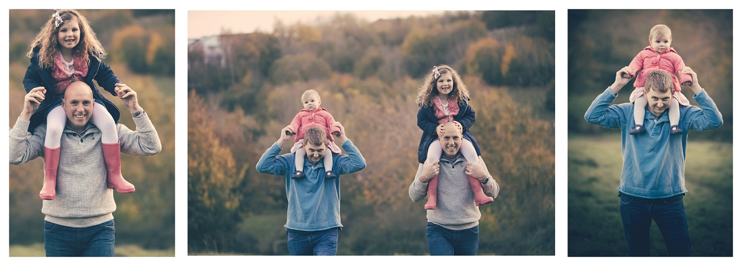 Photographs of Daddy's with children, Daddy and me