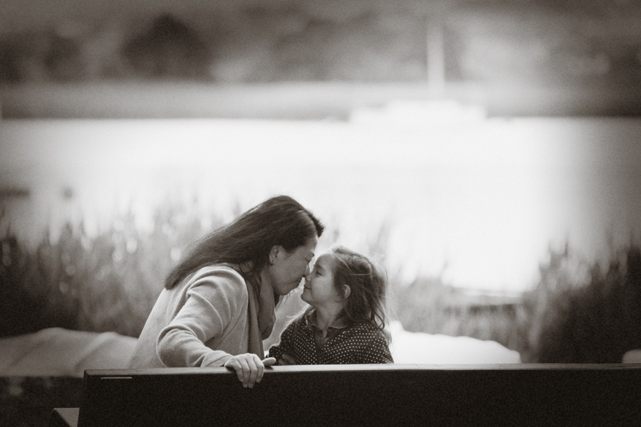 Mother adn daughter photography