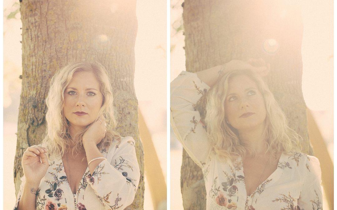 Musician shoot for Josie Florence, Devon Jazz singer songwriter