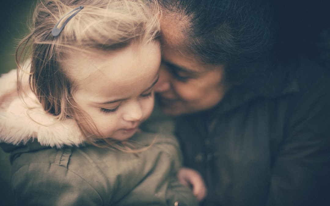Why I shoot emotion in family photo shoots